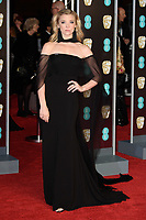 Natalie Dormer arriving for the BAFTA Film Awards 2018 at the Royal Albert Hall, London, UK. <br /> 18 February  2018<br /> Picture: Steve Vas/Featureflash/SilverHub 0208 004 5359 sales@silverhubmedia.com
