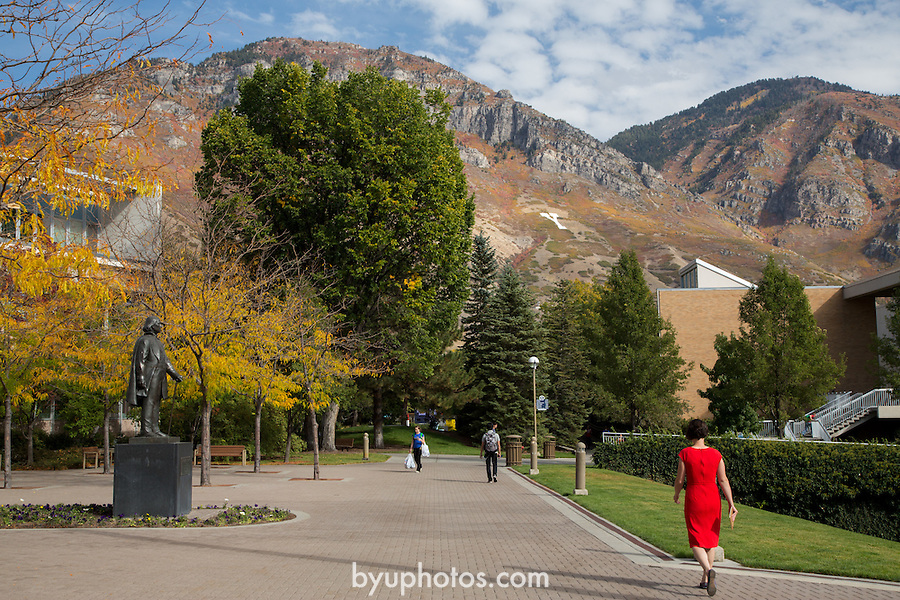 1210-65 076<br /> <br /> 1210-65 Fall GCS<br /> General Campus Scenics<br /> <br /> October 11, 2012<br /> <br /> Photo by Mark A. Philbrick/BYU<br /> <br /> © BYU PHOTO 2013<br /> All Rights Reserved<br /> photo@byu.edu  (801)422-7322