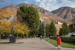 1210-65 076<br /> <br /> 1210-65 Fall GCS<br /> General Campus Scenics<br /> <br /> October 11, 2012<br /> <br /> Photo by Mark A. Philbrick/BYU<br /> <br /> &copy; BYU PHOTO 2013<br /> All Rights Reserved<br /> photo@byu.edu  (801)422-7322