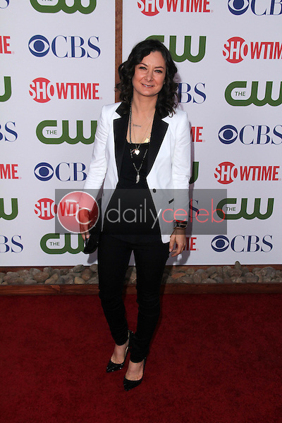 Sara Gilbert<br /> at the CBS, The CW And Showtime TCA Party, The Pagoda, Beverly Hills, CA 08-03-11<br /> David Edwards/Dailyceleb.com 818-249-4998