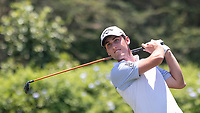 Renato Paratore (ITA) during the 1st round of the Alfred Dunhill Championship, Leopard Creek Golf Club, Malelane, South Africa. 28/11/2019<br /> Picture: Golffile | Shannon Naidoo<br /> <br /> <br /> All photo usage must carry mandatory copyright credit (© Golffile | Shannon Naidoo)
