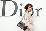 Yuka Mizuhara, Jun 16, 2015 : Tokyo, Japan - Model Yuka Mizuhara attends a photocall for the Christian Dior 2015-16 Ready to Wear collection in Tokyo, Japan. (Photo by AFLO)