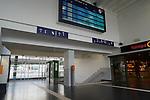 20.03.2020, Innenstadt, Solingen,  GER, NRW, Solingen, Corona Virus, Auswirkungen, <br /> <br /> im Bild / picture shows: <br /> am Hauptbahnhof nichts los  <br /> <br /> Foto © nordphoto / Meuter