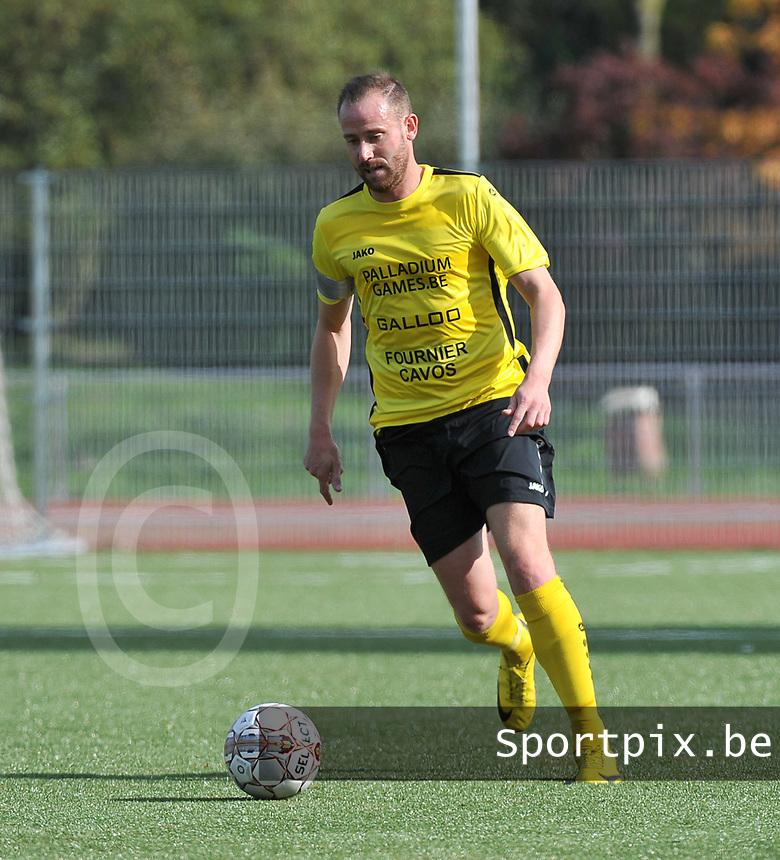 SCT MENEN :<br /> Bart Buysse<br /> <br /> Foto VDB / Bart Vandenbroucke