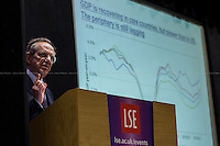 29.04.2014 - LSE presents: Pier Carlo Padoan, Italian Minister of Economy & Finance