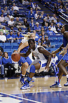 UK forward/center Samarie Walker goes for a layup second half of the during the women's basketball game v. Depaul University in Rupp Arena in Lexington, Ky., on Sunday, December 7, 2012. Photo by Genevieve Adams | Staff