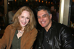 "One Life To Live Jan Maxwell ""Cindy"" and AMC ""Judge Myatt"" and Guiding Light Robert Cuccioli """"Chief Franklin"" and AMC & OLTL at The 26th Annual Broadway Flea Market and Grand Auction to benefit Broadway Cares/Equity Fights Aids on September 23, 2012 in Shubert Alley and Times Square, New York City, New York.  (Photo by Sue Coflin/Max Photos)"