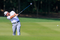 Zander Lombard (RSA) on the 2nd fairway during the 3rd round of the WGC HSBC Champions, Sheshan Golf Club, Shanghai, China. 02/11/2019.<br /> Picture Fran Caffrey / Golffile.ie<br /> <br /> All photo usage must carry mandatory copyright credit (© Golffile | Fran Caffrey)