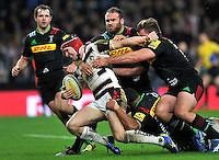 Harlequins v Gloucester Rugby. Big Game 8. Aviva Premiership. Twickenham, England. December 27. 2015
