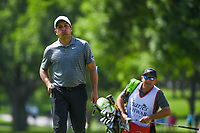 Francesco Molinari (ITA) approaches the green on 2 during round 2 of the 2019 Charles Schwab Challenge, Colonial Country Club, Ft. Worth, Texas,  USA. 5/24/2019.<br /> Picture: Golffile   Ken Murray<br /> <br /> All photo usage must carry mandatory copyright credit (© Golffile   Ken Murray)