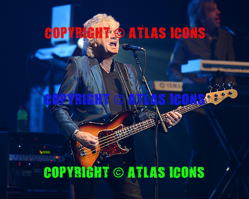 HOLLYWOOD FL - MARCH 03: John Lodge of The Moody Blues performS at Hard Rock Live held at the Seminole Hard Rock Hotel & Casino on March 3, 2016 in Hollywood, Florida. : Credit Larry Marano © 2016