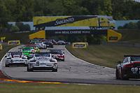 #48 Kelly-Moss Road and Race, Porsche 991 / 2017, GT3P: David Brule Sr (M)