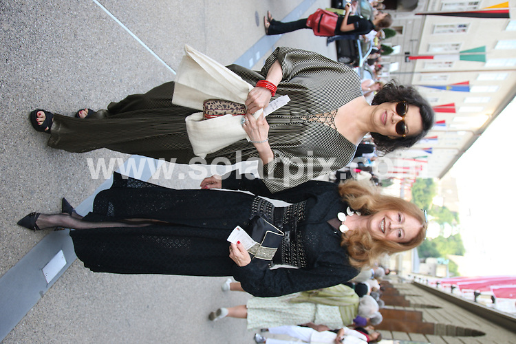**ALL ROUND PICTURES FROM SOLARPIX.COM**.**SYNDICATION RIGHTS FOR UK AND SPAIN ONLY**.Bianca Jagger and Sydney Picasso arriving for a screening at the Slazburg Festival, Salzburg, Germany. 6th August 2008..JOB REF: 6975 CPR        DATE: 06_08_2008.**MUST CREDIT SOLARPIX.COM OR DOUBLE FEE WILL BE CHARGED* *UNDER NO CIRCUMSTANCES IS THIS IMAGE TO BE REPRODUCED FOR ANY ONLINE EDITION WITHOUT PRIOR PERMISSION*