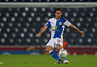 Blackburn Rovers' Peter Whittingham crosses the ball<br /> <br /> Photographer Andrew Kearns/CameraSport<br /> <br /> The EFL Checkatrade Trophy - Blackburn Rovers v Stoke City U23s - Tuesday 29th August 2017 - Ewood Park - Blackburn<br />  <br /> World Copyright &copy; 2018 CameraSport. All rights reserved. 43 Linden Ave. Countesthorpe. Leicester. England. LE8 5PG - Tel: +44 (0) 116 277 4147 - admin@camerasport.com - www.camerasport.com