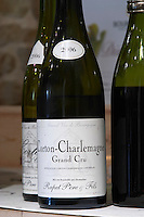 corton charlemagne gc domaine rapet p & f pernand-vergelesses cote de beaune burgundy france