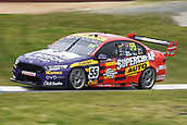 15th September 2017, Sandown Raceway, Melbourne, Australia; Wilson Security Sandown 500 Motor Racing; Steve Owen (55) drives the Supercheap Auto Racing Ford Falcon FG-X during Supercars practice