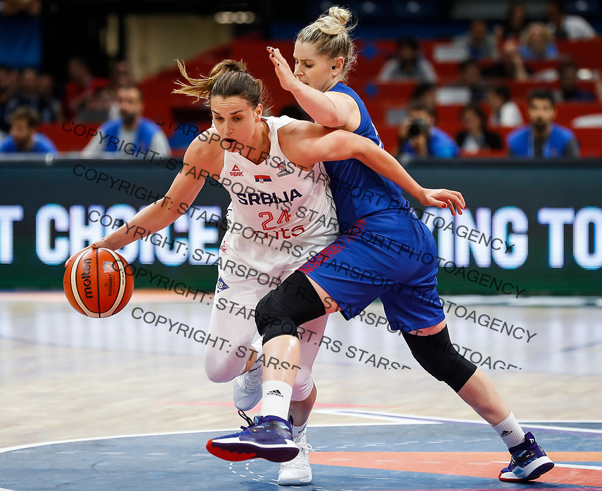 Fiba Women S Eurobasket 2019 Bronze Medal Starsport Photo Service