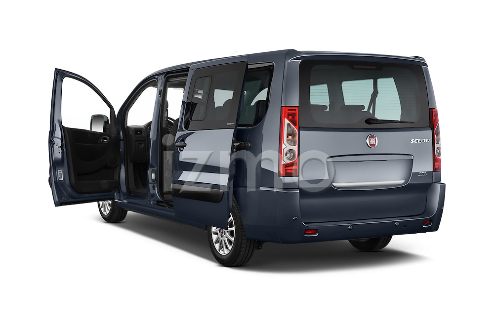 Car images of a 2015 Fiat SCUDO EXECUTIVE 5 Door Combi Doors