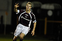 20/09/2006        Copyright Pic: James Stewart.File Name : sct_jspa07_alloa_v_hearts.JUHO MAKELA CELEBRATES AFTER HE SCORES HEARTS THIRD......Payments to :.James Stewart Photo Agency 19 Carronlea Drive, Falkirk. FK2 8DN      Vat Reg No. 607 6932 25.Office     : +44 (0)1324 570906     .Mobile   : +44 (0)7721 416997.Fax         : +44 (0)1324 570906.E-mail  :  jim@jspa.co.uk.If you require further information then contact Jim Stewart on any of the numbers above.........