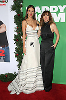 WESTWOOD, CA - NOVEMBER 5: Alessandra Ambrosia and Linda Cardellini at the premiere of Daddy's Home 2 at the Regency Village Theater in Westwood, California on November 5, 2017. Credit: Faye Sadou/MediaPunch