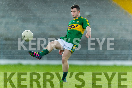 Ciarán O'Reilly on the Kerry Minor Football panel.
