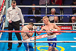 Ted Cheeseman V Gabor Ambrus - Welterweight Contest