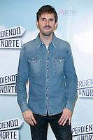 """Julian Lopez attend the """"Perdiendo El Norte"""" Movie Presentation at Intercontinental Hotel, Madrid,  Spain. March 03, 2015.(ALTERPHOTOS/)Carlos Dafonte) /NORTEphoto.com"""