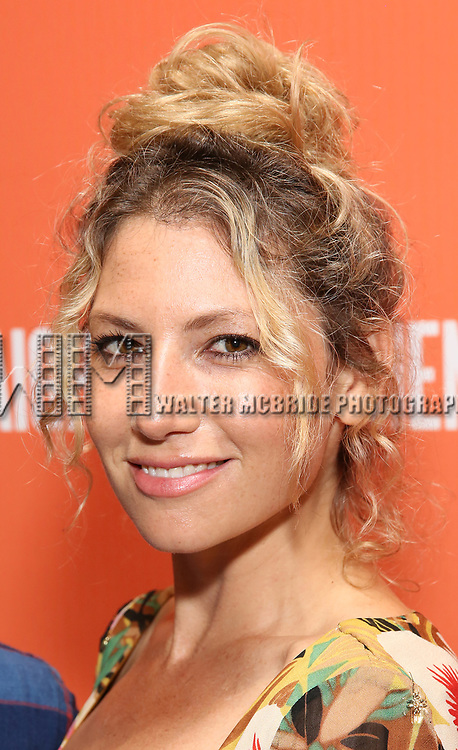 Ari Graynor attends the Opening Night Performance of 'Straight White Men' at the Hayes Theatre on July 23, 2018 in New York City.