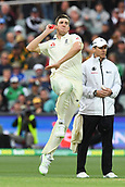 3rd December 2017, Adelaide Oval, Adelaide, Australia; The Ashes Series, Second Test, Day 2, Australia versus England; Craig Overton of England bowls