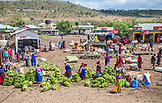 TANZANIA, Outdoor market in Arusha National Park