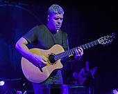 MIAMI BEACH, FL - NOVEMBER 25: Rodrigo Sanchez of Rodrigo y Gabriela performs at the Fillmore on November 25, 2017 in Miami Beach, Florida. Credit Larry Marano © 2017