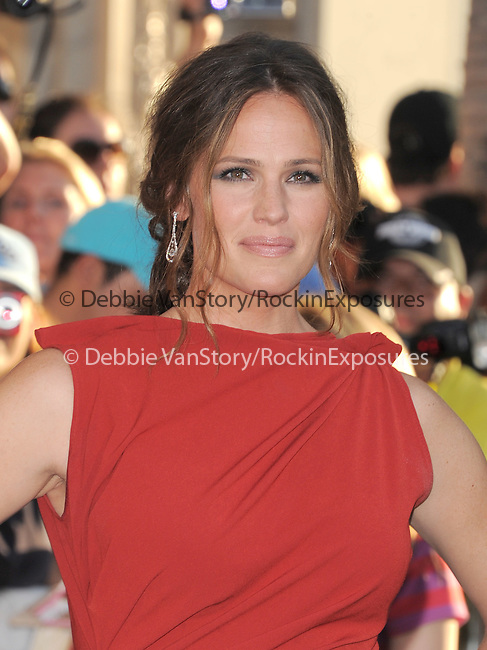 Jennifer Garner Affleck at The World Premiere of Disney's The Odd Life of Timothy Green held at The El Capitan Theatre in Hollywood, California on August 06,2012                                                                               © 2012 DVS/Hollywood Press Agency