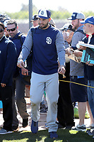 Eric Hosmer - San Diego Padres 2018 spring training (Bill Mitchell)
