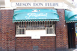 Exterior, Mason Don Felipe Restaurant, London, England