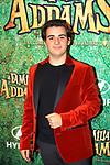 Premiere Barcelona La Familia Addams.<br /> Alejandro Mesa.