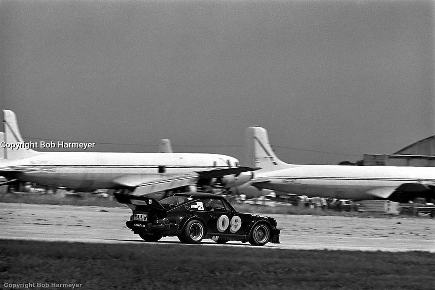 Gary Belcher and John Gunn drove this Porsche 934 to 4th place in 1977.
