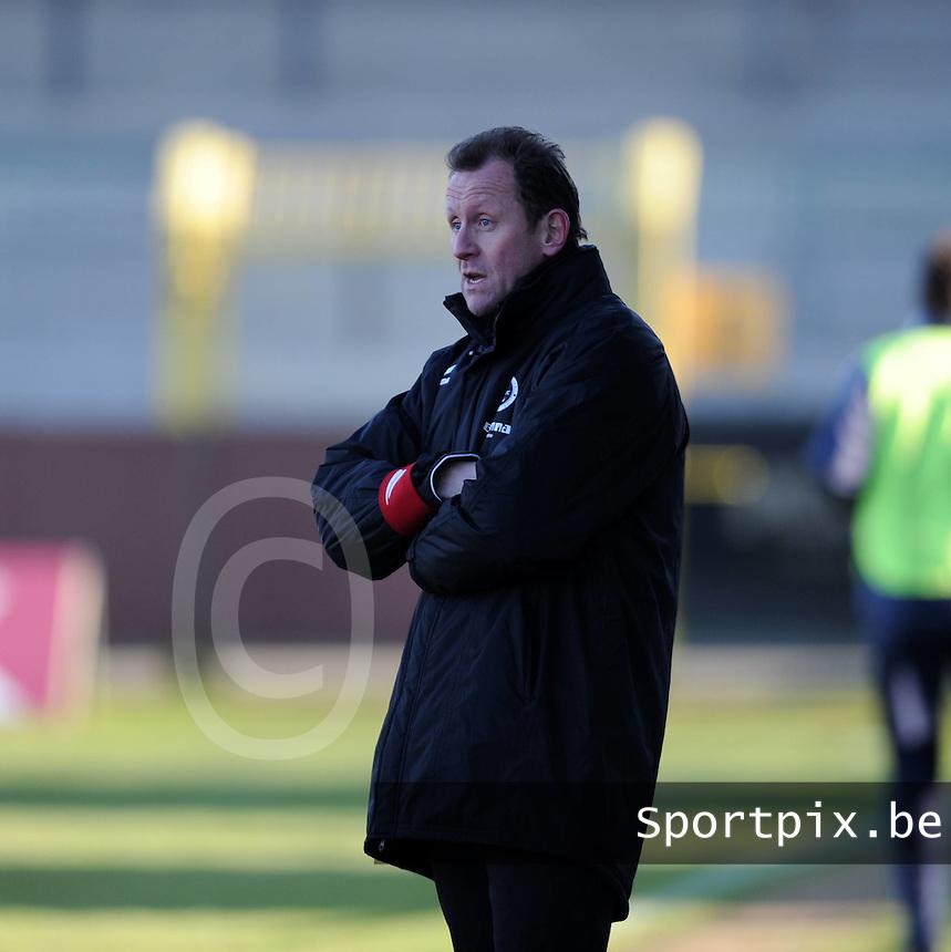 FC Langemark : Lieven Verkindere.foto VDB / BART VANDENBROUCKE
