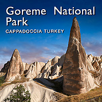 Pictures & Images of Goreme National Park Fairy Chimneys & Cave Churches -