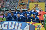 Atlético Nacional igualó 0-0 ante Once Caldas. Fecha 1 Liga Águila I-2019.