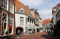 Winkelstraat in Zutphen