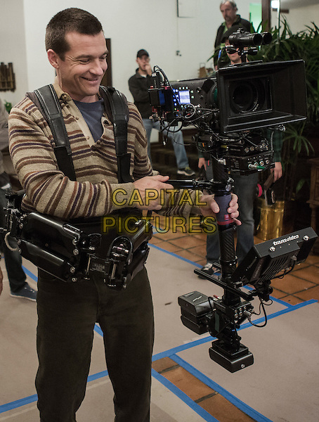 Jason Bateman, Director<br /> on the set of Bad Words (2013) <br /> *Filmstill - Editorial Use Only*<br /> CAP/FB<br /> Image supplied by Capital Pictures
