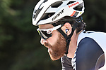 Simon Geschke (GER) Team Sunweb in action during La Fleche Wallonne 2018 running 198.5km from Seraing to Huy, Belgium. 18/04/2018.<br /> Picture: ASO/Karen Edwards | Cyclefile <br /> <br /> All photos usage must carry mandatory copyright credit (&copy; Cyclefile | ASO/Karen Edwards)