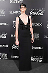 De la Purissima attends to the photocall of the ceremony of the Vallen Inclan award at Teatro Real in Madrid, Spain. March 27, 2017. (ALTERPHOTOS/BorjaB.Hojas)