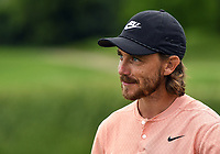 22nd July 2020; Blaine, Minnesota, USA;  Tommy Fleetwood looks on during the 3M Open Compass Challenge at TPC Twin Cities in Blaine, Minnesota