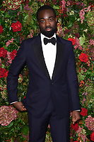 Paapa Essiedu<br /> arriving for the 2018 Evening Standard Theatre Awards at the Theatre Royal Drury Lane, London<br /> <br /> ©Ash Knotek  D3460  18/11/2018