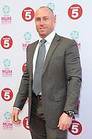 James Jordan arriving at the Tesco Mum Of The Year Awards 2014, at The Savoy, London. 23/02/2014 Picture by: Alexandra Glen / Featureflash