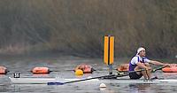 Caversham. Berkshire. UK<br /> Richard CLARKE.<br /> 2016 GBRowing U23 Trials at the GBRowing Training base near Reading, Berkshire.<br /> <br /> Monday  11/04/2016 <br /> <br /> [Mandatory Credit; Peter SPURRIER/Intersport-images]