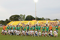 Abby XI during the Women's Professional Soccer (WPS) All-Star Game at KSU Stadium in Kennesaw, GA, on June 30, 2010.