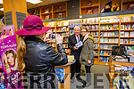 Pictured at Francis Brennan book signing 'Count Your Blessings' at O'Mahonys Book Shop, Tralee.