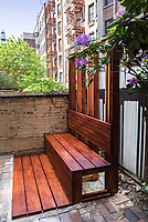 Patio at 165 East 90th Street